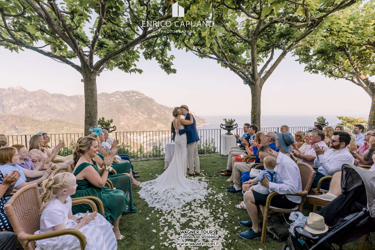 Ravello Wedding Amalfi Coast Italy