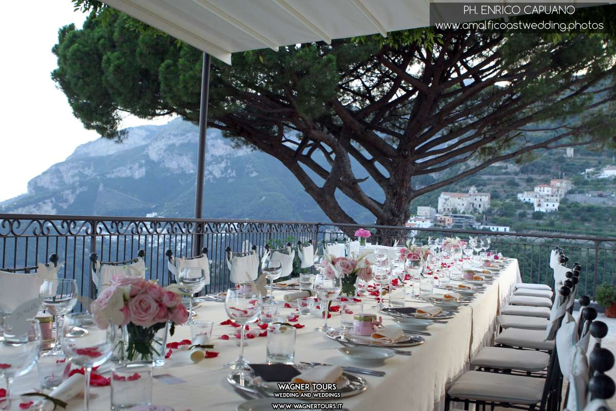 Villa Maria Ravello Suite Intimate Wedding Amalfi Coast