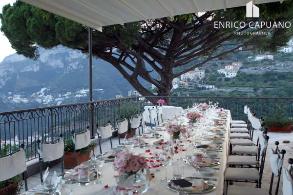 Villa Maria Ravello Suite Intimate Wedding Amalfi