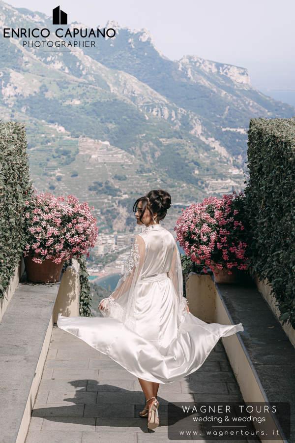 Wedding Ravello Amalfi Coast Italy Wedding Planner